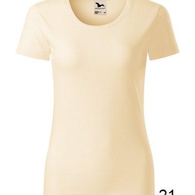 Рекламна Дамска Тениска Органичен Памук 172